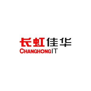 长虹logo标志矢量图